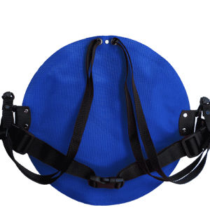 Seabag blue IP69 borsa stagna gonfiabile retro