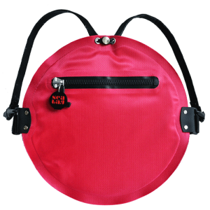 Seabag red IP69 borsa stagna gonfiabile fronte